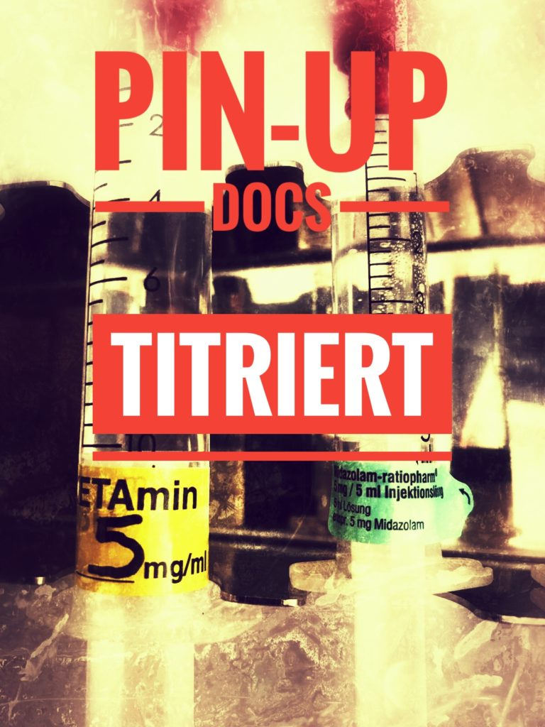 "Pin-Up-Docs ""titriert"" – NIV Therapie"
